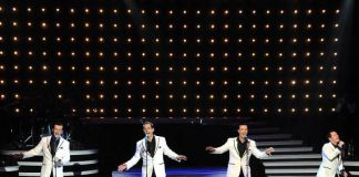 Human Nature Benefit Show for Flood Relief in Australia
