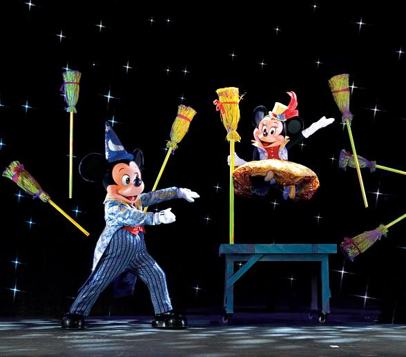 Disney Live! Presents Mickey's Magic Show to Appear at the Orleans Arena Oct. 9-10