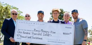 Hakkasan Group Third Annual Golf Invitational Raises Over $100,000 for Keep Memory Alive