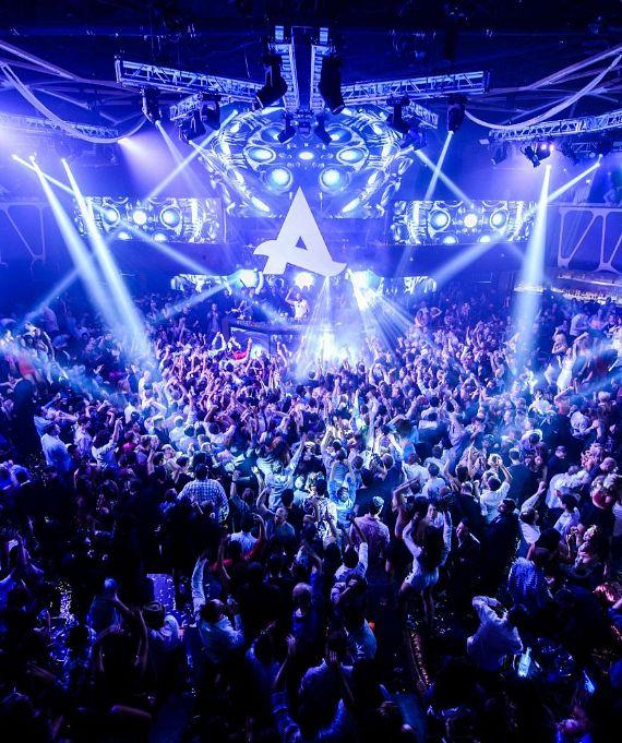 DJ Sensation Afrojack Makes Hakkasan Las Vegas Nightclub Debut