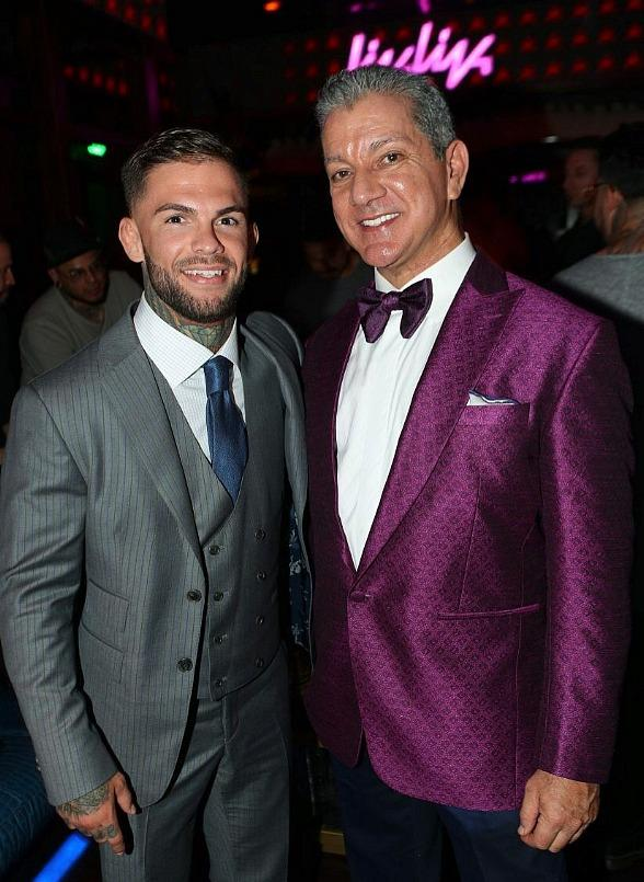 Hakkasan Nightclub Hosts Official UFC International Fight Week After-Party with Appearances by Cody Garbrandt, Bruce Buffer and More