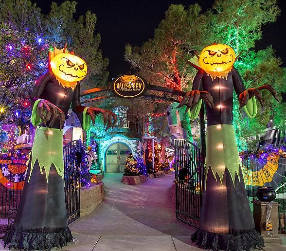 Opportunity Village Kicks Off Another Exciting Events Season with HallOVeen at the Magical Forest This October 13- 15 and 20-31