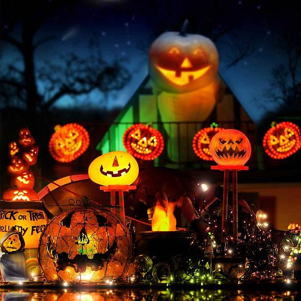 """Opportunity Village Transforms the Magical Forest into 2nd Annual """"HallOVeen"""" Fun During Weekends in October"""