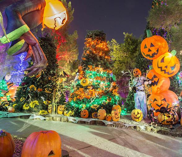 """Opportunity Village Kicks off Ticket Sales for 7th Annual """"HallOVeen"""" at the Magical Forest October 11-13 and 18-31"""