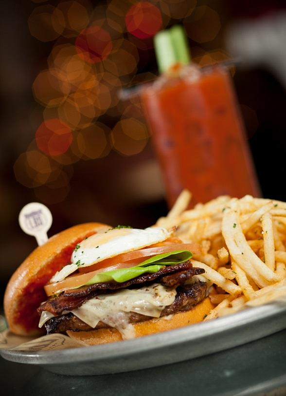 Start 2012 with LBS Burger's