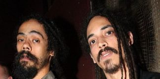 Damian Marley and Brother