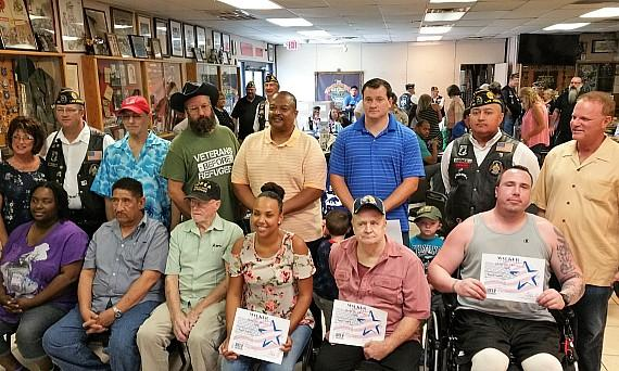Walker Furniture Announces 10 Military Recipients of the Fourth Annual 'Help for Heroes' Program