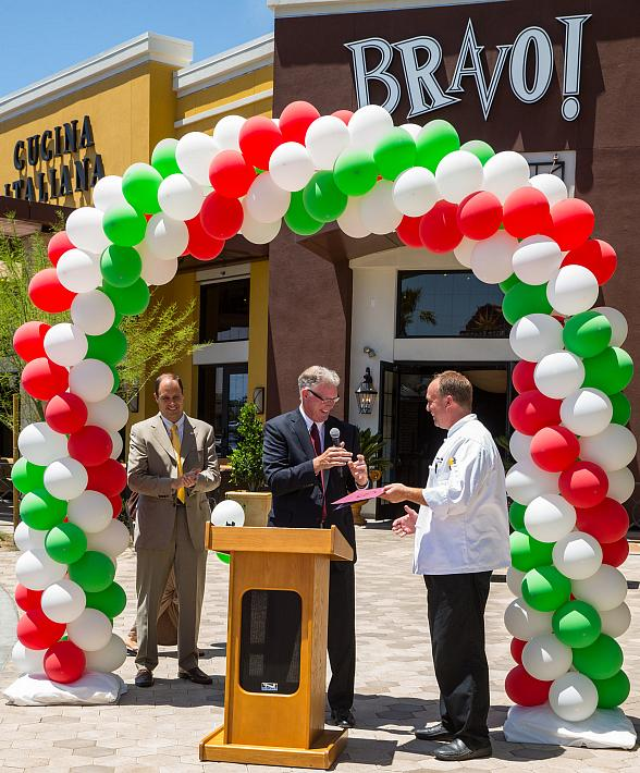Nevada's First BRAVO! Cucina Italiana Location Now Open in Henderson at Galleria at Sunset