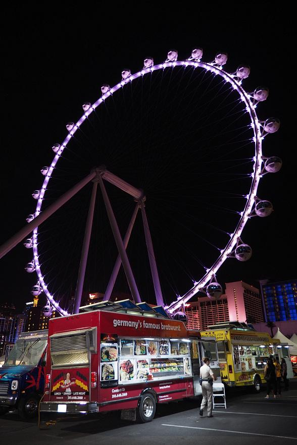 Las Vegas Foodie Fest Celebrates Successful Five-Day Event at The LINQ