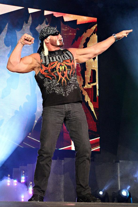 Hulk Hogan to Help Welcome TNA Impact Wrestling to Orleans Arena ­May 15