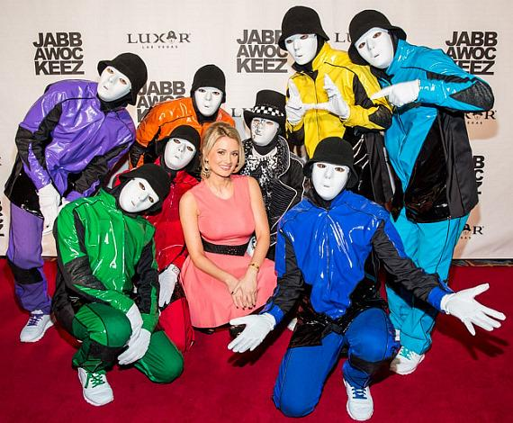"All-New Jabbawockeez Show ""PRiSM"" Opens at Luxor in Las Vegas"