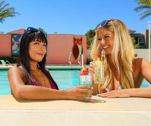 Hooters Casino Hotel Launches Free Dive In Movies at The Porch Throughout August