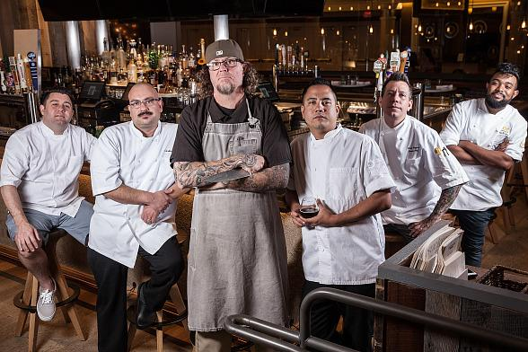 Motley Brews Unveils Knockout Chefs for 'Hopped Taco Throwdown' Debut in Downtown Las Vegas