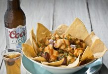 Race into Tacos & Tequila for NASCAR-Inspired Food and Drink Specials