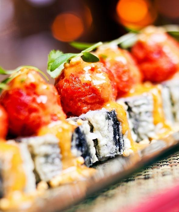 """Rice & Company to Celebrate Mother's Day with """"Hot Mama"""" Sushi Roll May 13"""