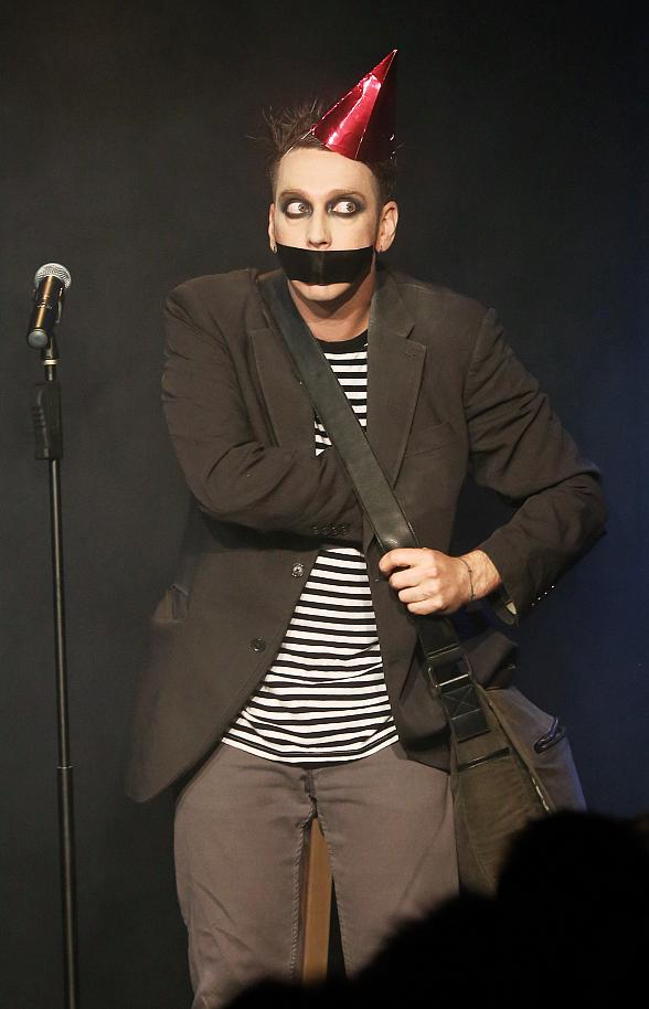 Tape Face Launches House of Tape at Harrah's Las Vegas