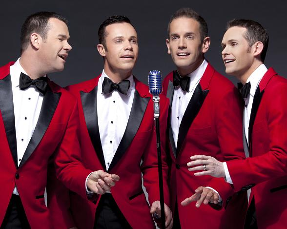 """Australian Vocal Sensations Human Nature Announce New Holiday Show """"Christmas, Motown and More!"""" at The Venetian Las Vegas"""