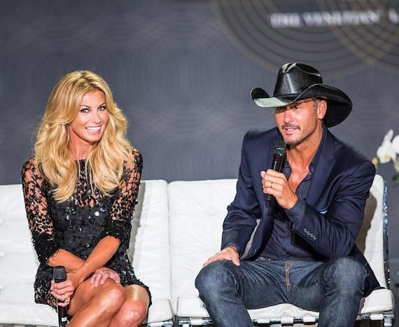 Tim Mcgraw and Faith Hil