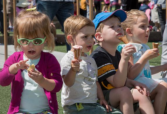 Scoopfuls of Fun Await Families at the Springs Preserve's 11th Annual Ice Cream Festival May 12
