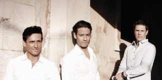 IL DIVO Brings Tour to The Colosseum at Caesars Palace July 13-14
