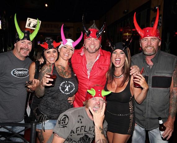 """""""Counting Cars"""" Star Horny Mike Celebrates His Birthday at Vamp'D"""