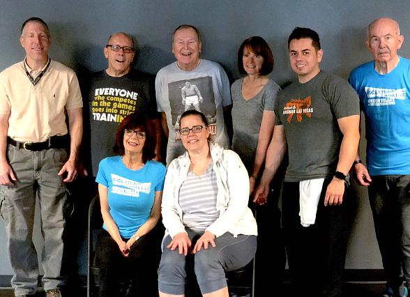 TODAY (Jan. 27) Southern Nevada Parkinson Community to Present Movement in Parkinson's Fair