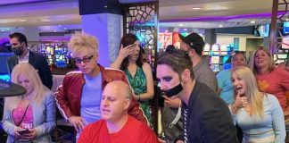 Murray The Magician and Tape Face Return to The Strip