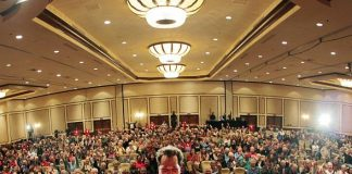 Master Illusionist Michael Turco Performs to Sold Out Crowd at The Rampart Casino