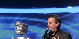 "Terry Fator Launches New Character ""Rusty the Robot"" in Conjunction with 6th Anniversary at The Mirage"