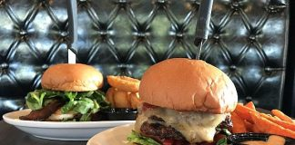 Slater's 50/50 Las Vegas Introduces Two Specialty Burgers to Benefit Firefighters of Southern Nevada Burn Foundation