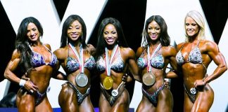 Joe Weider's Olympia Fitness & Performance Weekend Brings Fitness and Bodybuilding Superstars to Orleans Arena Sept. 13-15