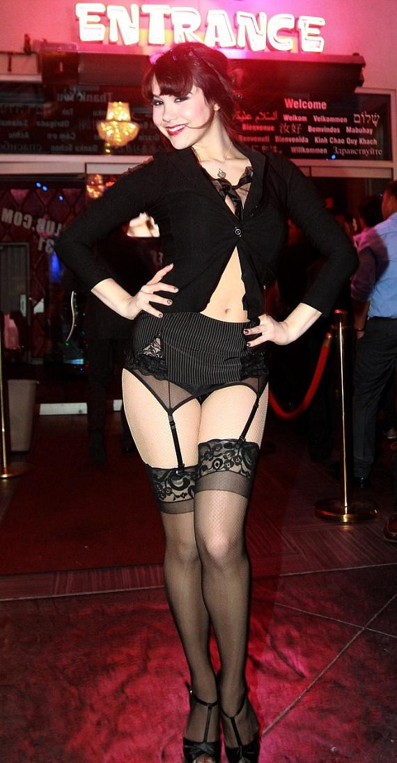 Claire Sinclair's 22nd Birthday Bash in Las Vegas