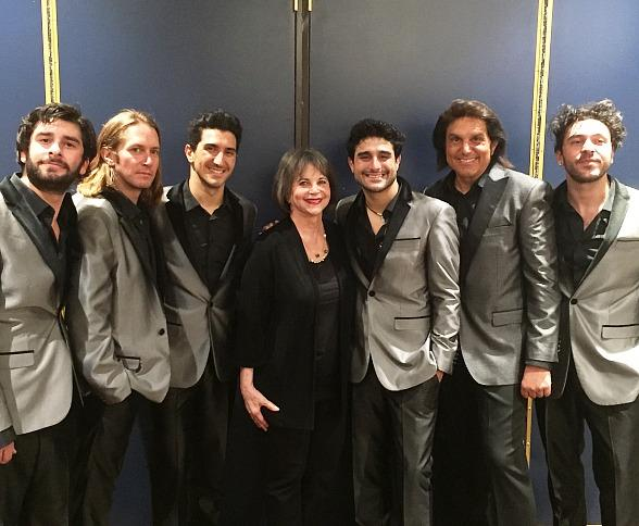 Cindy Williams attends The Bronx Wanderers at Bally's Las Vegas