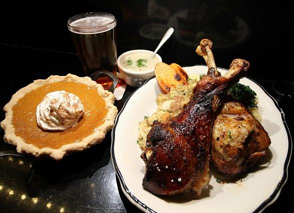 Declare Your Freedom to Gobble This Thanksgiving at Freedom Beat at Downtown Grand Las Vegas Hotel & Casino