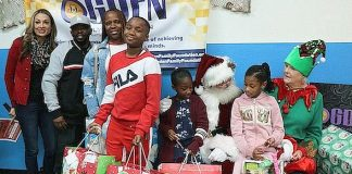 6th Annual Adopt-A-Family Fundraiser Spreads Holiday Cheer for Underserved Families in Southern Nevad