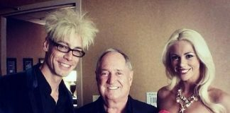 Murray & Chloe Backstage with Neil Sedaka at The Orleans Hotel & Casino