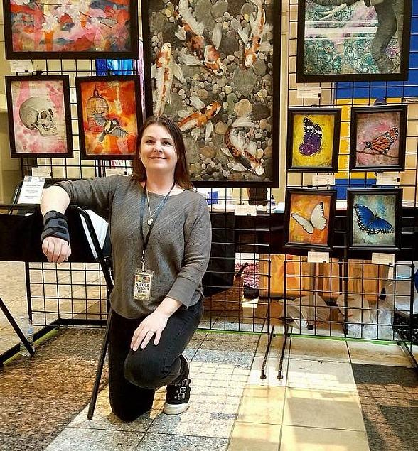 The Galleria at Sunset to Host Las Vegas Artists' Guild Galleria Fine Art Expo May 19-20