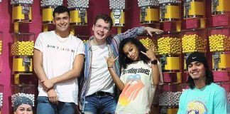 """The Cast of """"So You Think You Can Dance Live! 2019"""" Visits Happy Place at The Shoppes at Mandalay Place"""