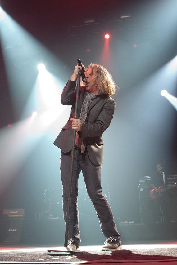 Collective Soul performs at The Joint at Hard Rock Hotel