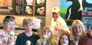 Henderson Ben & Jerry's Locations Plan Free Cone Day on April 10 to Benefit CASA Foundation