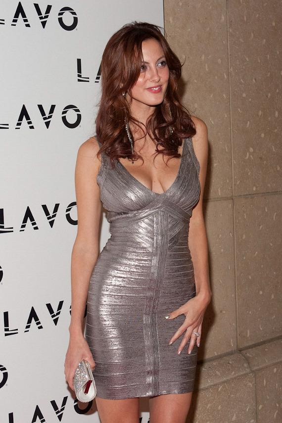 Eva Amurri Celebrates Her Bachelorette Party at LAVO