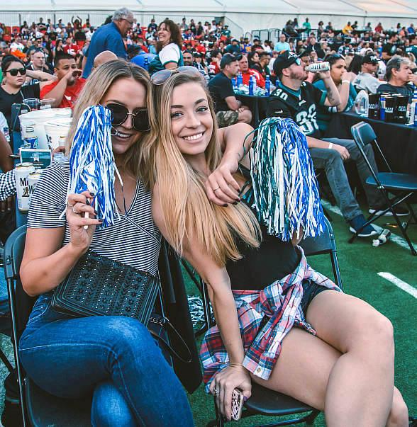 Soccer Fans Invited to Catch World Cup Watch Party at Downtown Las Vegas Events Center June 23