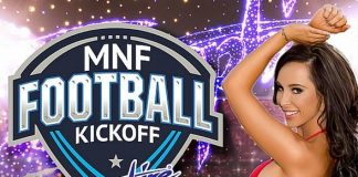Sapphire Kicks Off Monday Night Football Party on Monday, September 14 with OPEN BAR AND FOOD from 4pm to 8pm