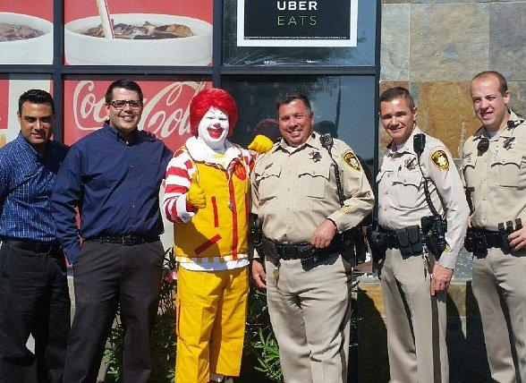 Tomorrow is the Last Day of the McDonald's Annual IPOF Fundraiser that is Held Each Year During National Police Week