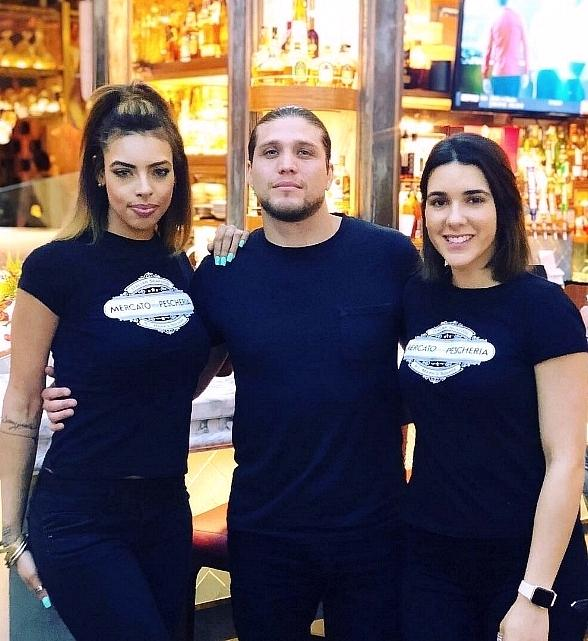 UFC Featherweight Titleholder Brian Ortega Wines and Dines in Las Vegas Ahead Of UFC 235 Main Event