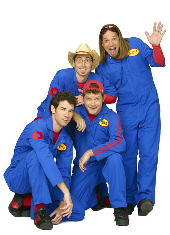 """Imagination Movers' """"In A Big Warehouse"""" Tour Stops at the Orleans Arena, February 22"""