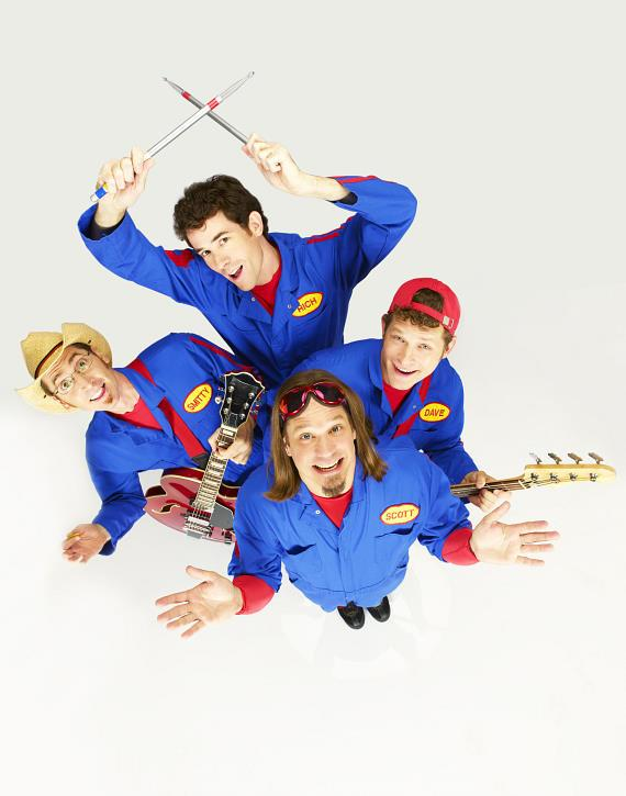 Imagination Movers'