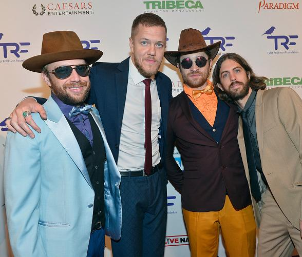 Imagine Dragons, Murray SawChuck, Melody Sweets, Richard Marx and More Help The Tyler Robinson Foundation Raise $1 Million at 4th Annual Believer Gala