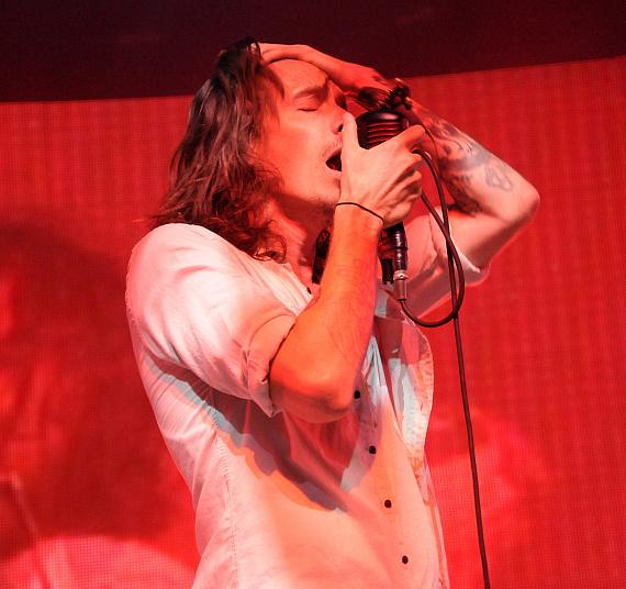 Incubus performs at The Joint at Hard Rock Hotel in Las Vegas