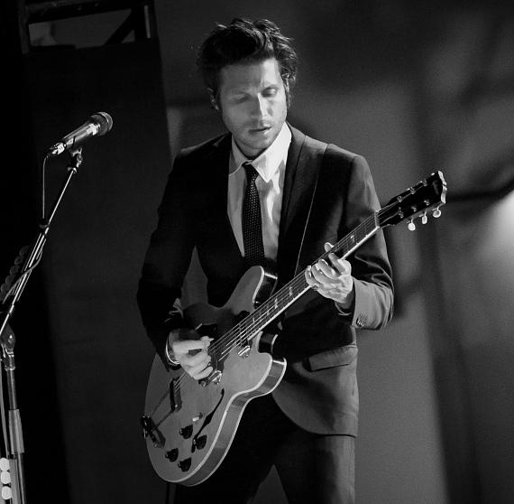 Interpol performs at Boulevard Pool at The Cosmopolitan of Las Vegas as part of